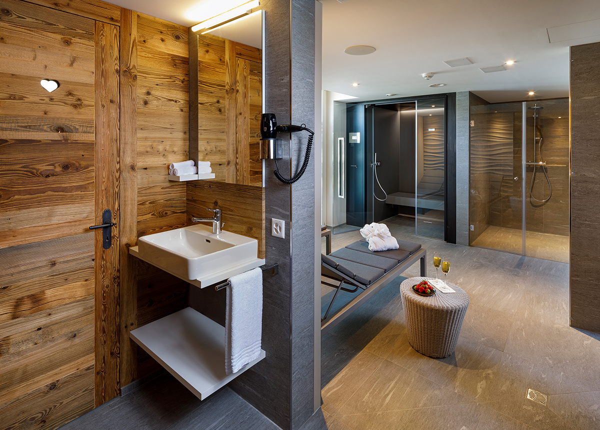 Private Spa Jungfrau Hotel Allegra Lodge, Zurich Airport, welcome hotels