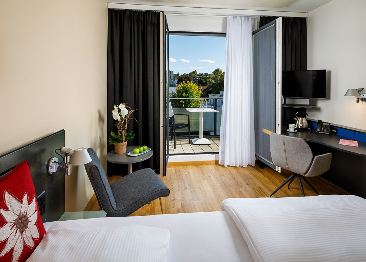 Allegra Studio Hôtel Allegra Lodge, Zurich-Aéroport, welcome hotels