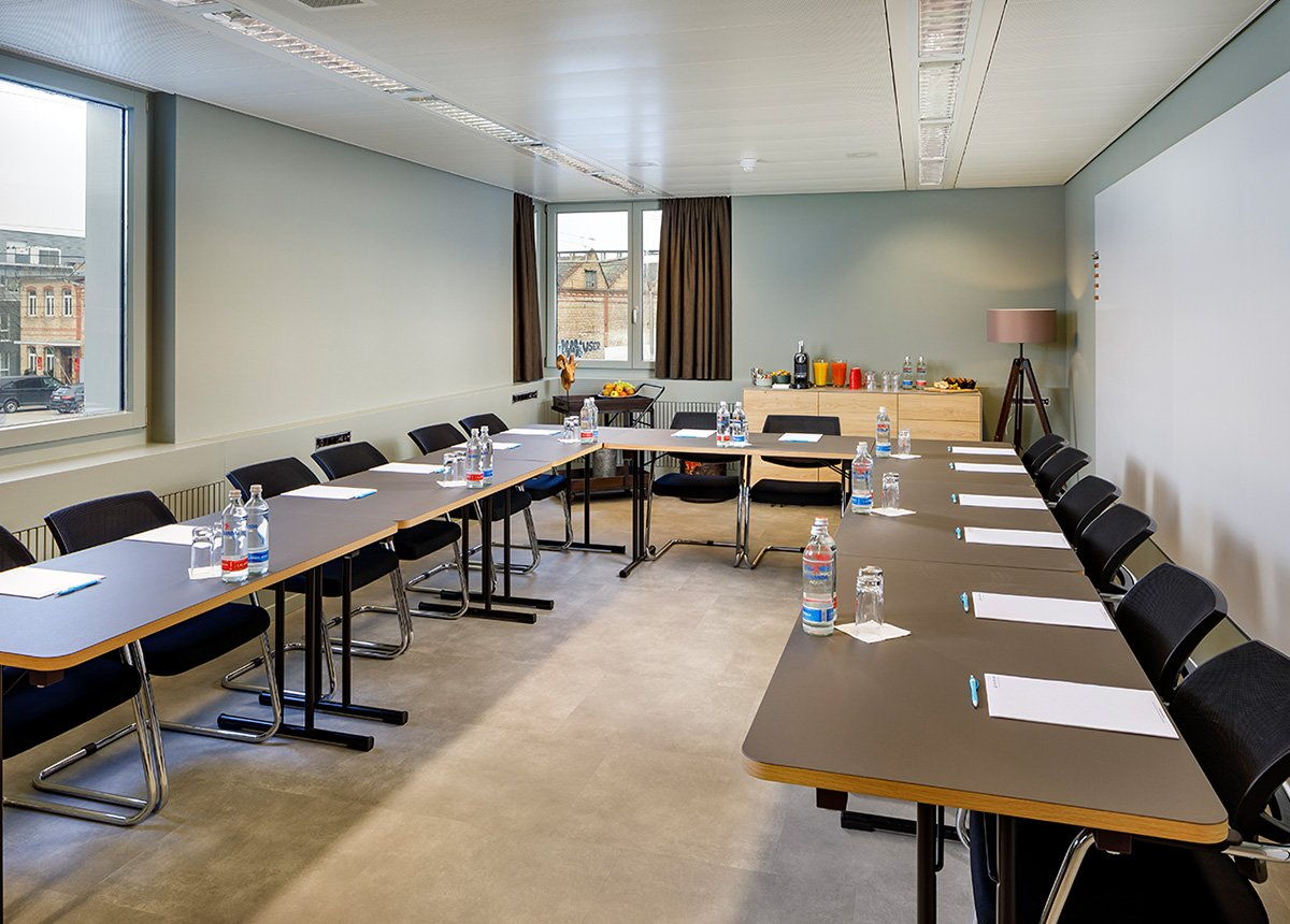 Greina Meeting Room at Hotel Allegra Lodge at Zurich Ariport - welcome hotels