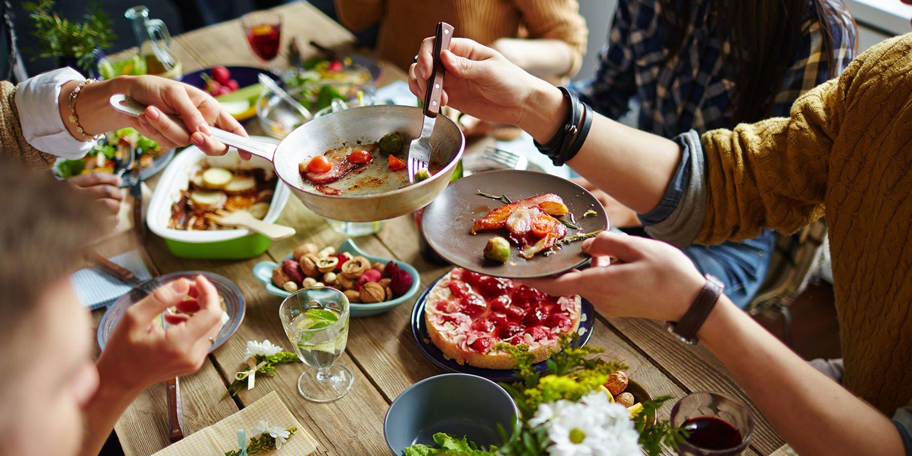 Mittagessen, Restaurant Tschadun, Hotel Allegra Lodge, Kloten. welcome hotels
