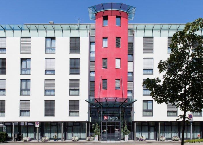 Exterior View Hotel Allegra, Zurich Airport, welcome hotels