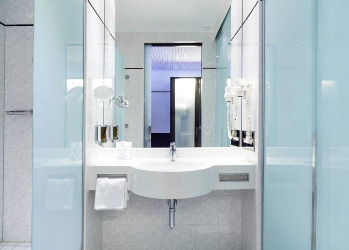 Bathroom Hotel Allegra, Zurich Airport, welcome hotels