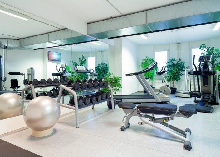 Fitness room Hotel Allegra, Zurich Airport, welcome hotels