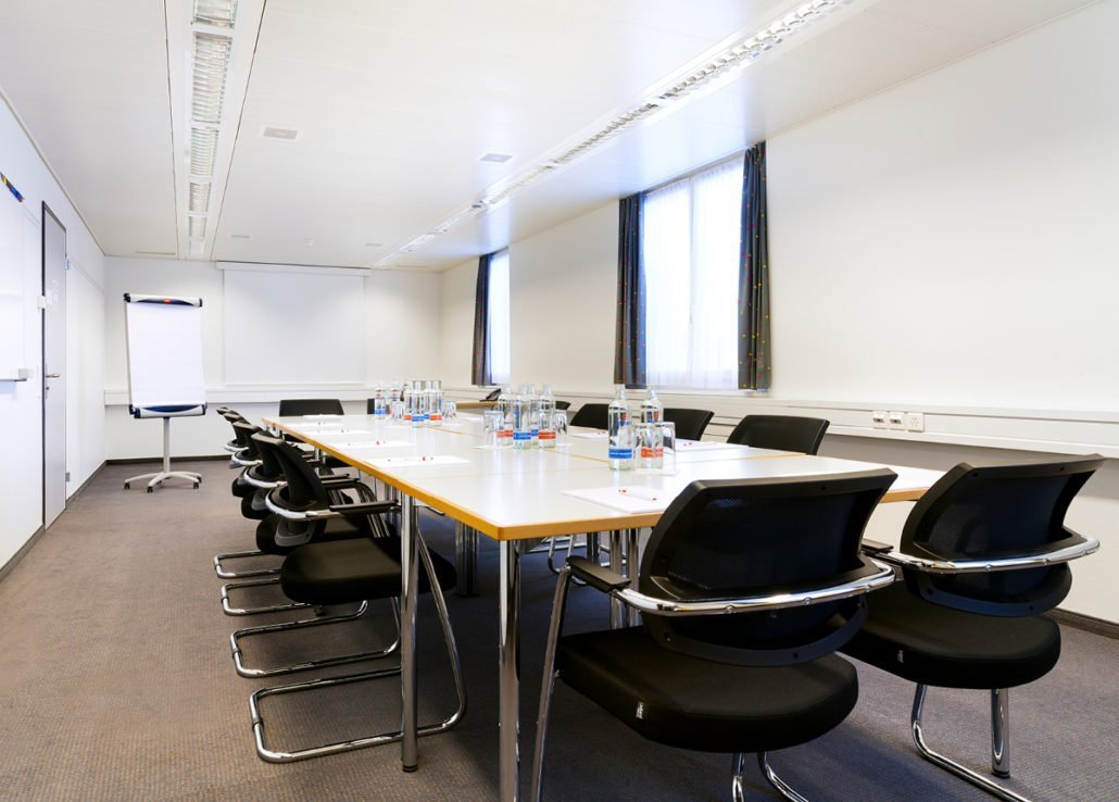 Seminar room Greina Hotel Allegra, Zurich Airport, welcome hotels