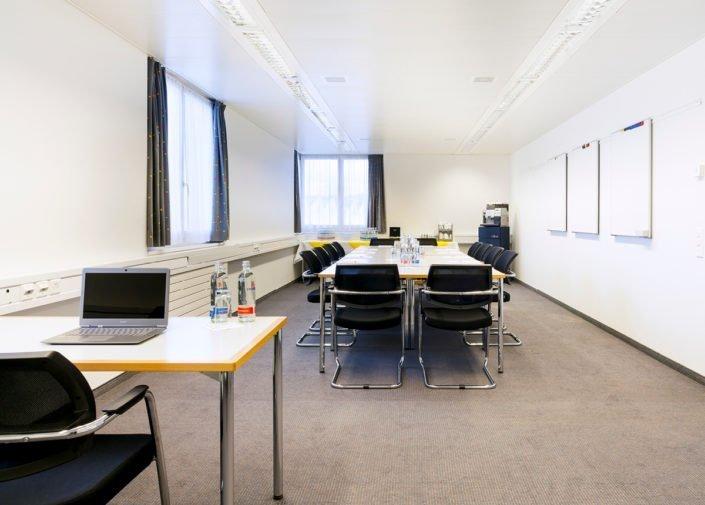 Seminar room Surselva Hotel Allegra, Zurich Airport, welcome hotels