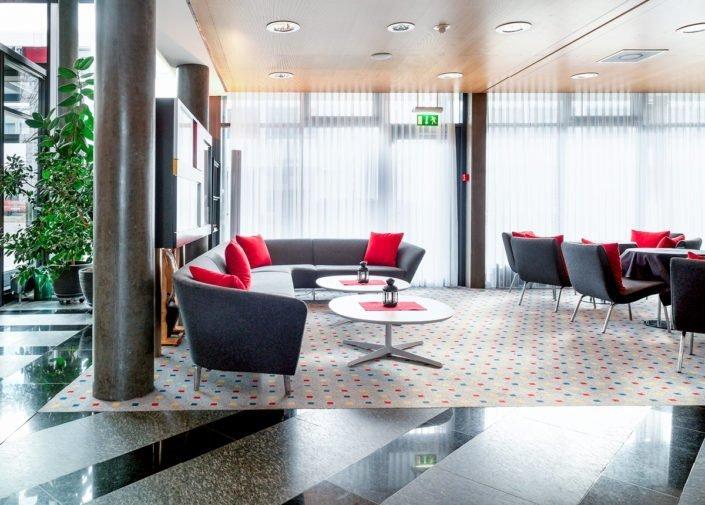 Lobby Hotel Allegra, Zurich Airport, welcome hotels