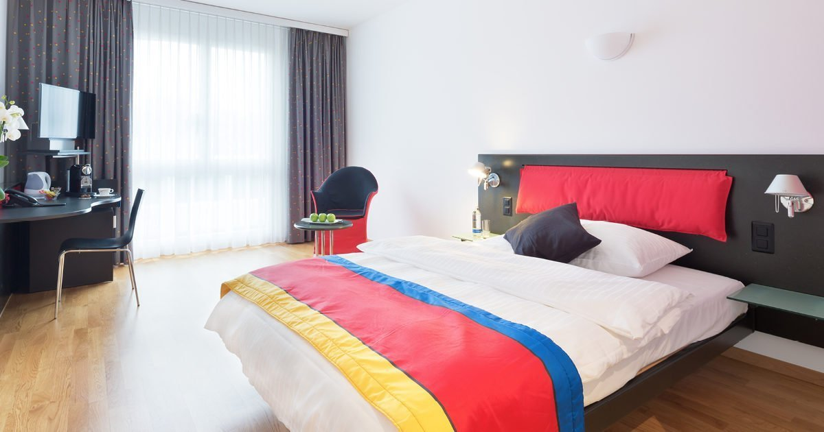 Single Room Business Hotel Allegra, Zurich Airport, welcome hotels