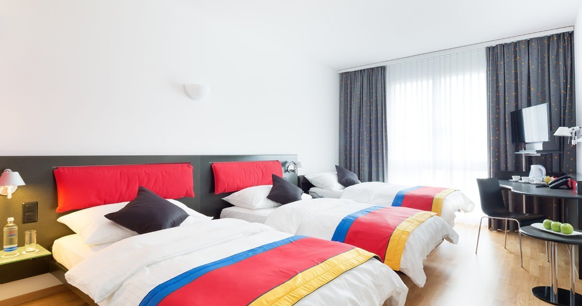 Twin Room with Sofa Hotel Allegra, Zurich Airport, welcome hotels