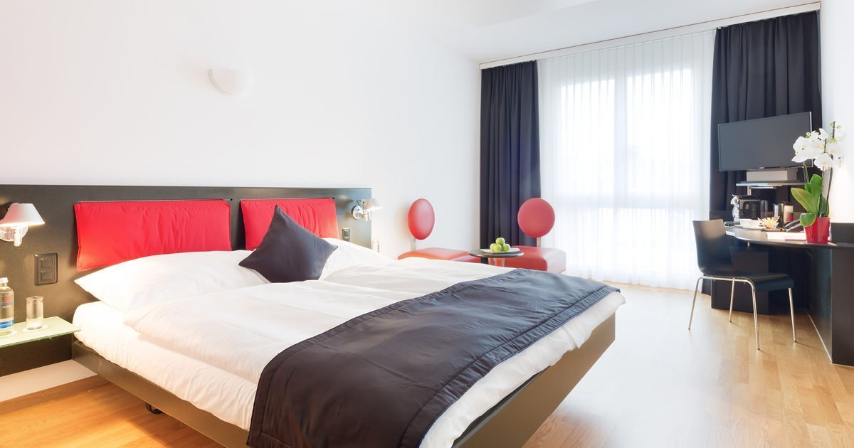 Double Room Hotel Allegra, Zurich Airport, welcome hotels