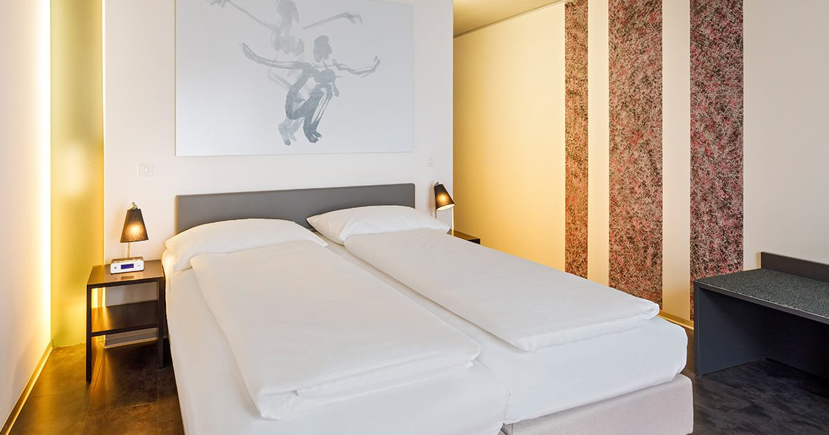 Twin Room Hotel Balade, Basel, welcome hotels