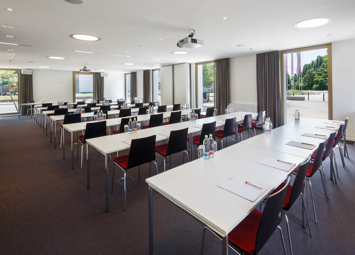 Seminar & Bankett Hotel Stücki, Basel, welcome hotels