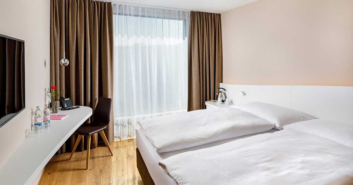 Hotel Allegra Lodge, Zurich Airport, welcome hotels
