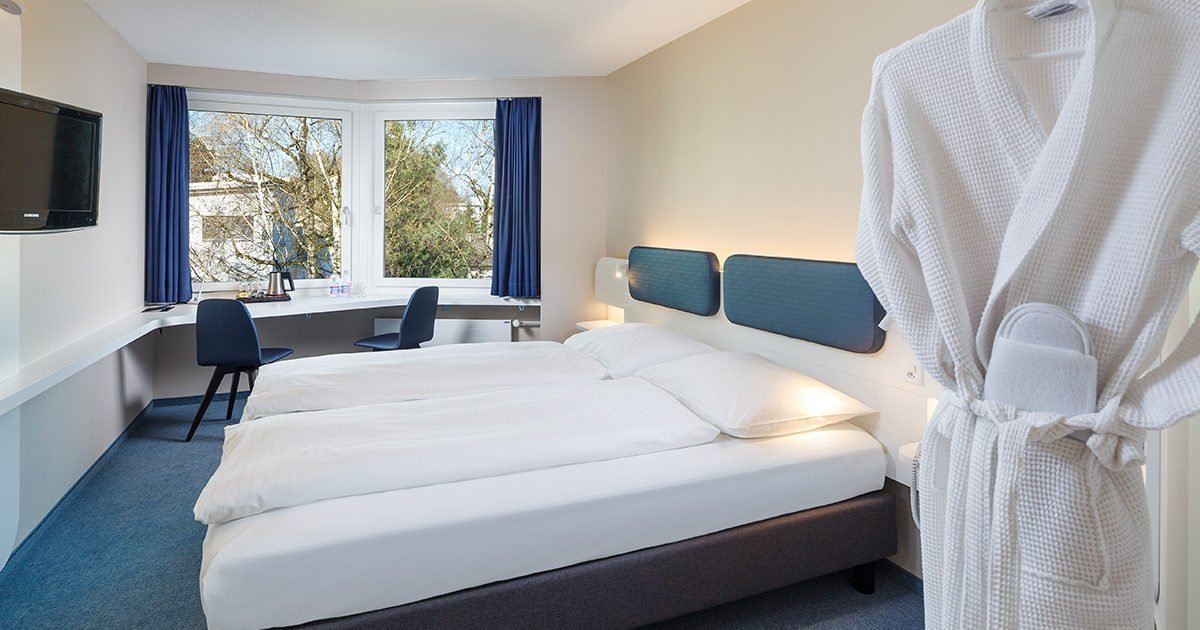 Comfort Room Superior Hotel Welcome Inn, Zurich Airport, welcome hotels
