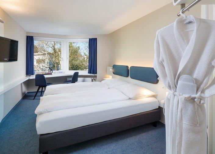 Komfortzimmer Hotel Welcome Inn, Zürich-Flughafen, welcome hotels