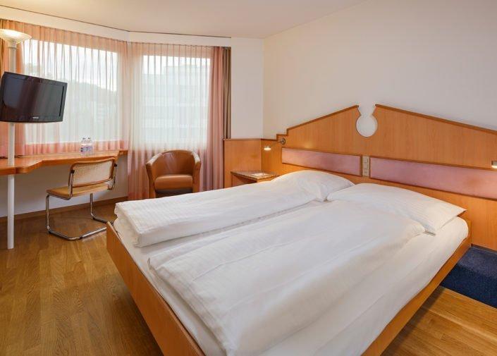 Doppelzimmer Classic Hotel Welcome Inn, Zürich-Flughafen, welcome hotels