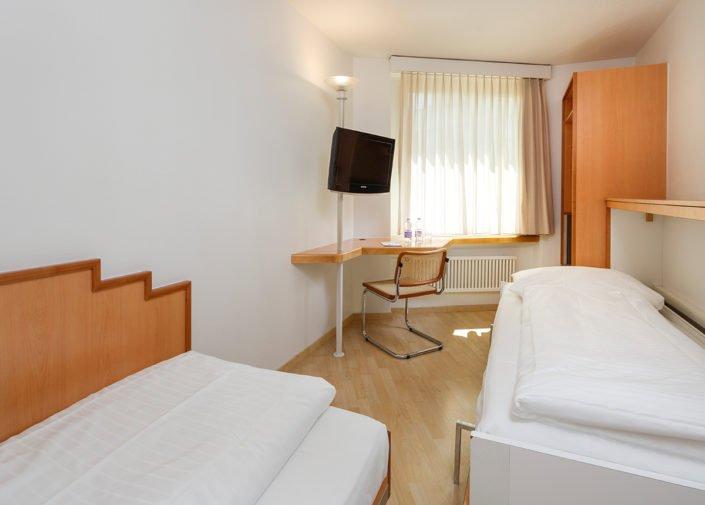 Vierbettzimmer Hotel Welcome Inn, Zürich-Flughafen, welcome hotels