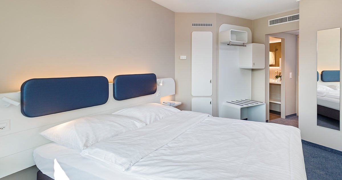 Double Room Hotel Welcome Inn, Zurich Airport, welcome hotels