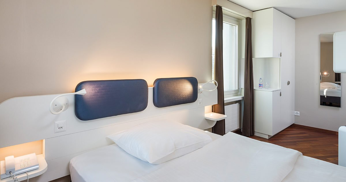 Chambre simple superior Hôtel Welcome Inn, Zurich-Aéroport, welcome hotels