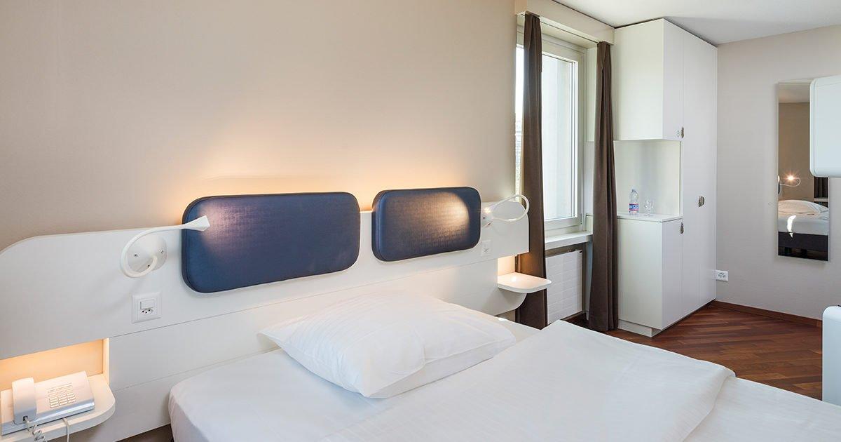 Einzelzimmer Hotel Welcome Inn, Zurich Airport, welcome hotels