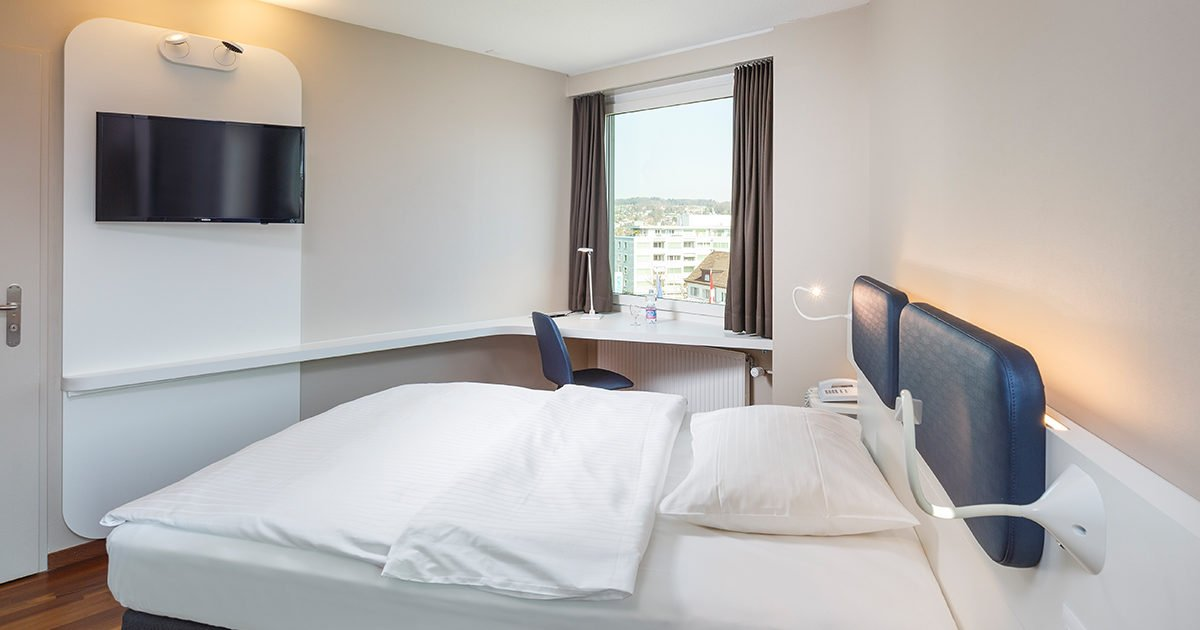 Einzelzimmer Superior Hotel Welcome Inn, Zurich Airport, welcome hotels