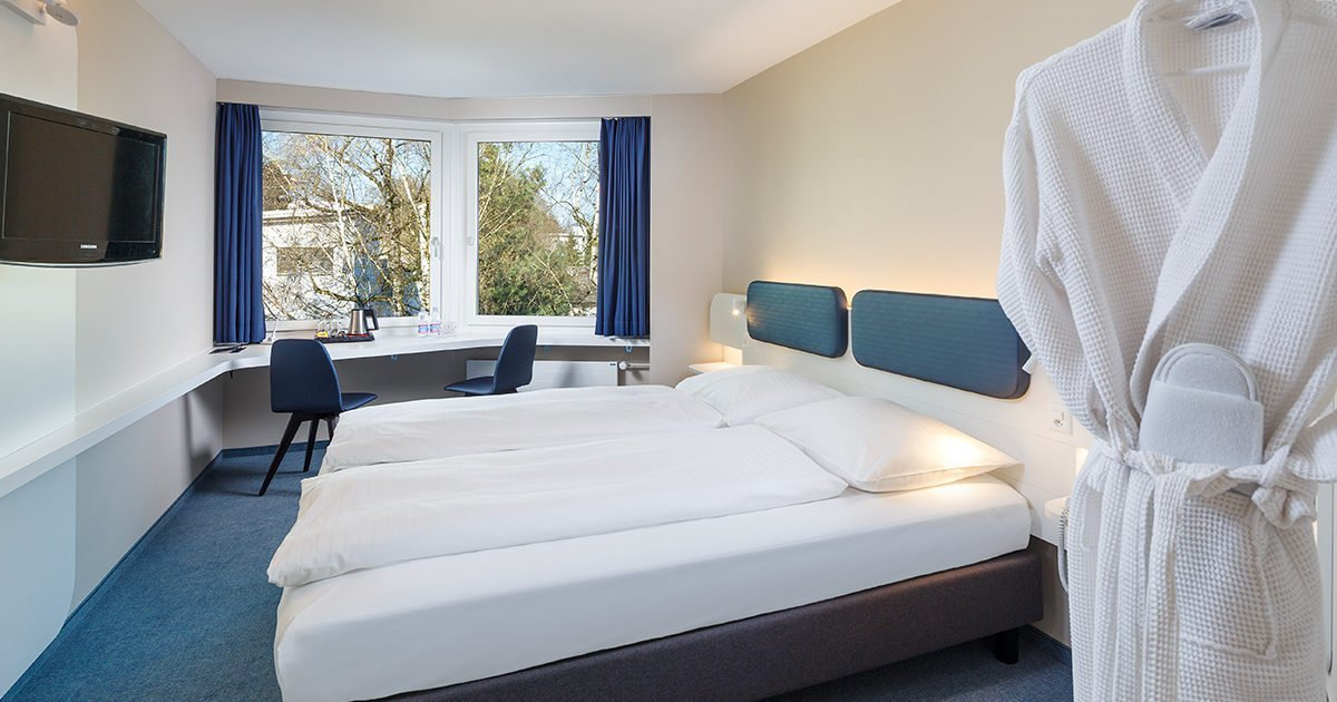 Chambre de gran confort Hôtel Welcome Inn, Zurich-Aéroport, welcome hotels