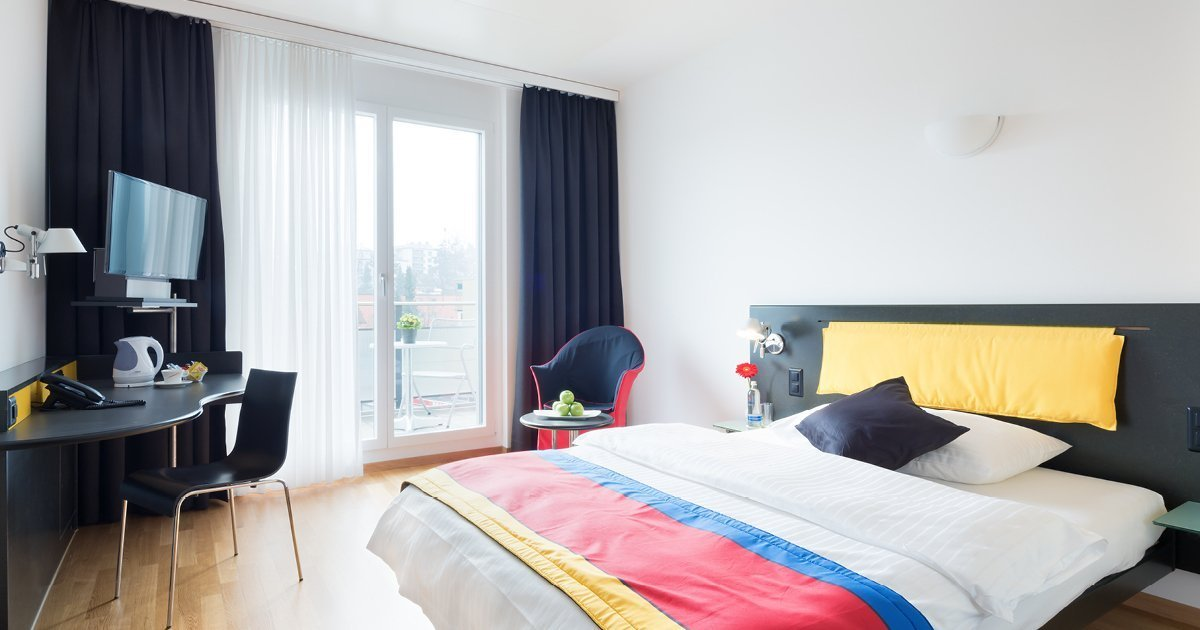 Einzelzimmer Hotel Allegra, Zurich Airport, welcome hotels