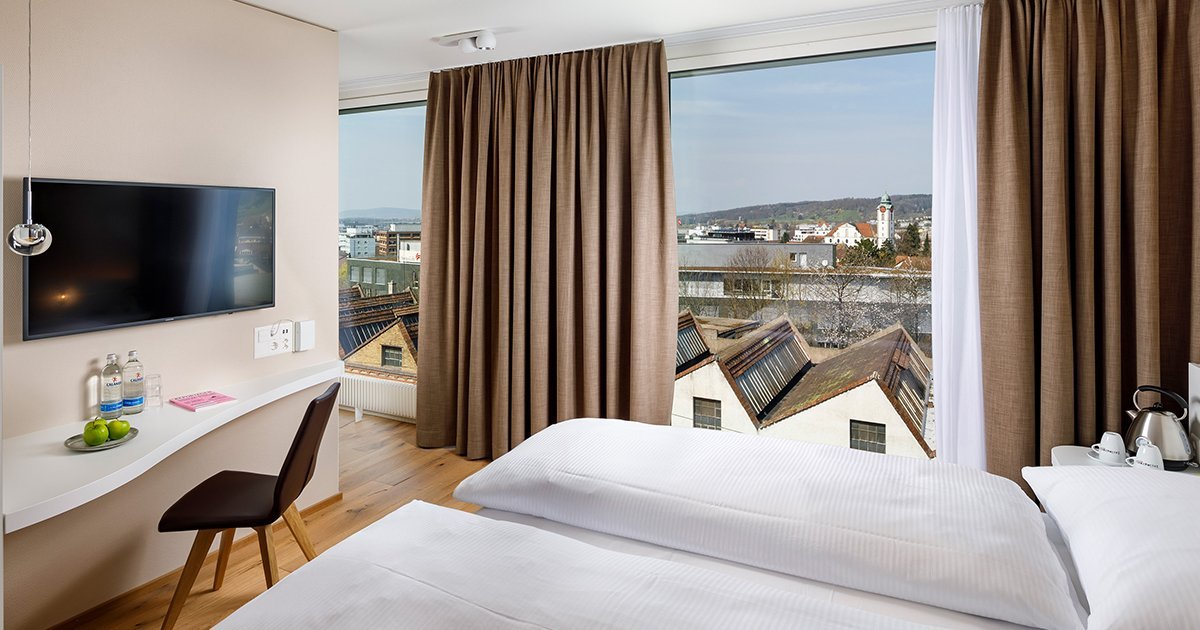 View Lodge Suite Hotel Allegra Lodge, Zurich Airport, welcome hotels