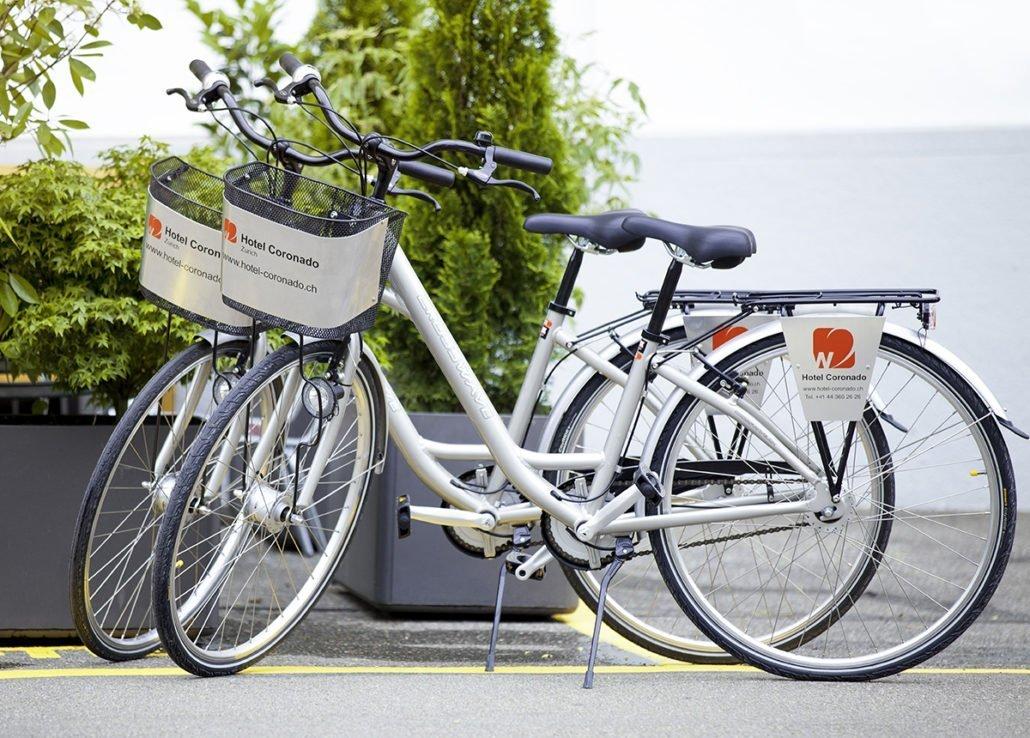 Angebot Velos, Hotel Coronado, Zürich, welcome hotels